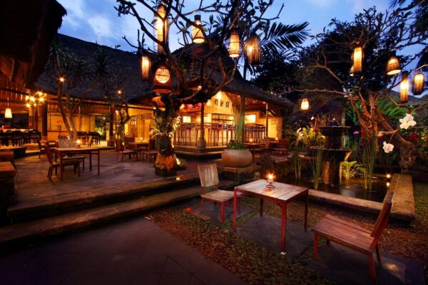 Arma Resort Ubud Dining