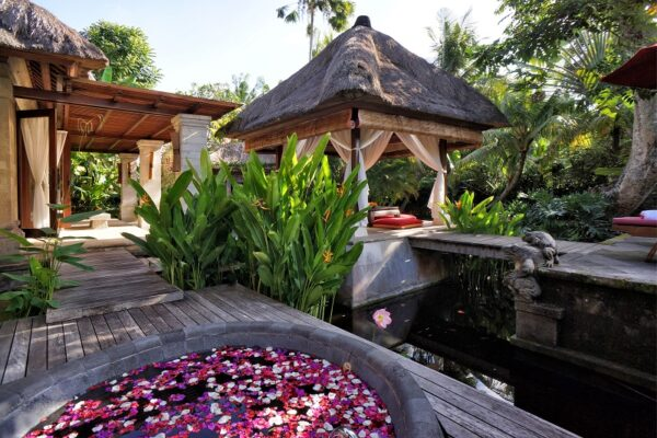 Arma Resort Ubud Hot Tub